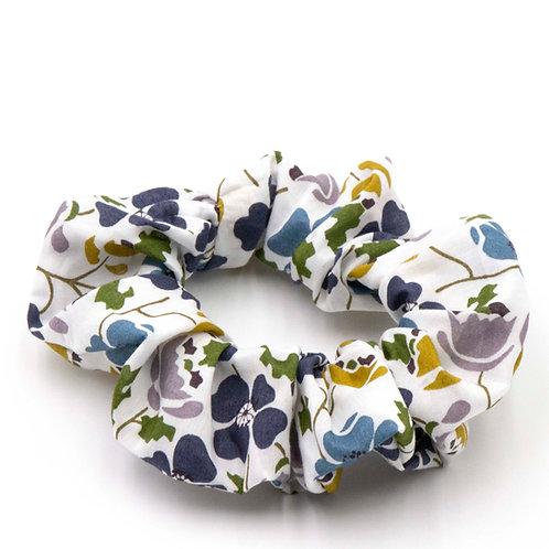 Chouchou Liberty fabrics - Edie Blue