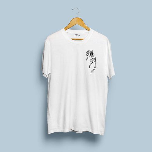 T-shirt - Pauline coeur
