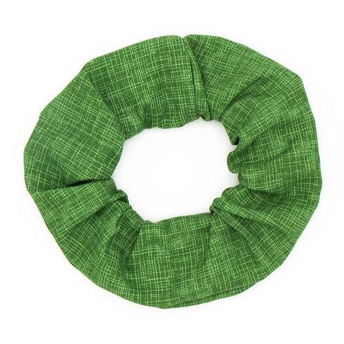 Chouchou vert empire uni