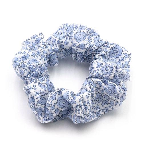 Chouchou Liberty fabrics - Bleu Danjo Coast
