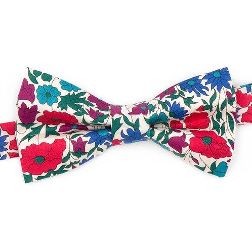Noeud papillon Liberty fabrics - Poppy and Daisy