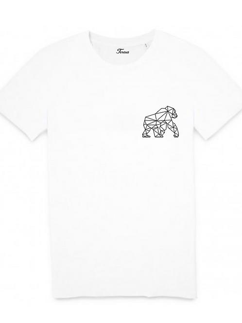 T-shirt - Gorille coeur