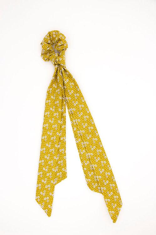 Foulchie fleuri jaune blé