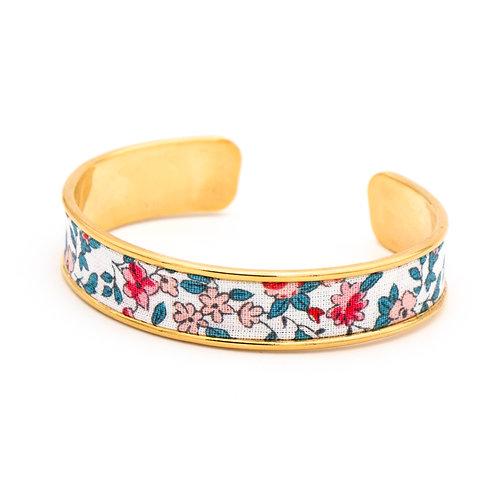 Bracelet laiton doré - Liberty Vienne