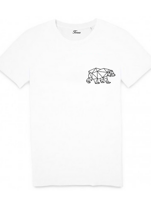T-shirt - Bear coeur