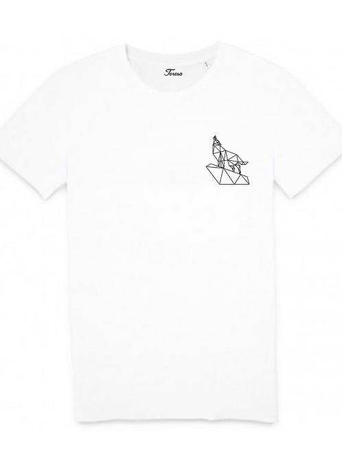 T-shirt - Wolf coeur