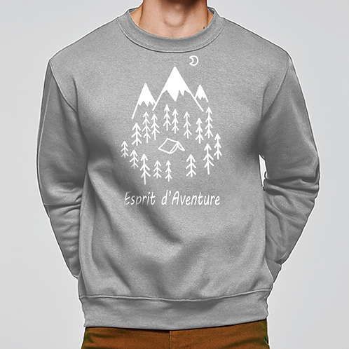 Sweat - Esprit d'aventure