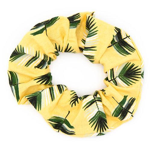 Chouchou motifs Yellow epicea