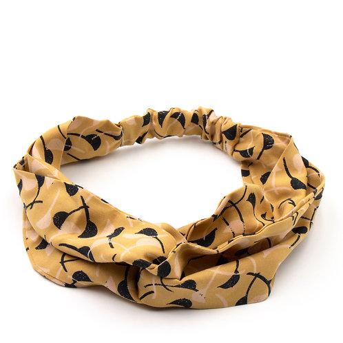 Headband - Windy Mustard