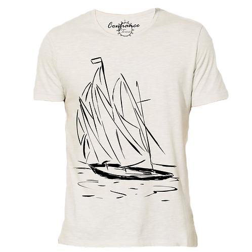 T-shirt - la Confiance