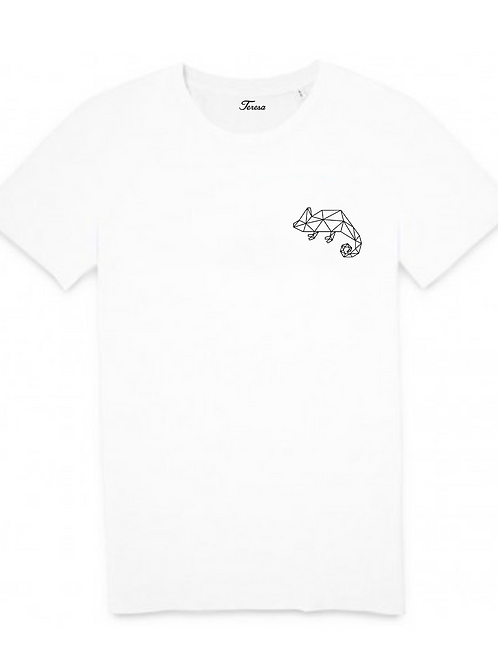 T-shirt - Caméléon coeur