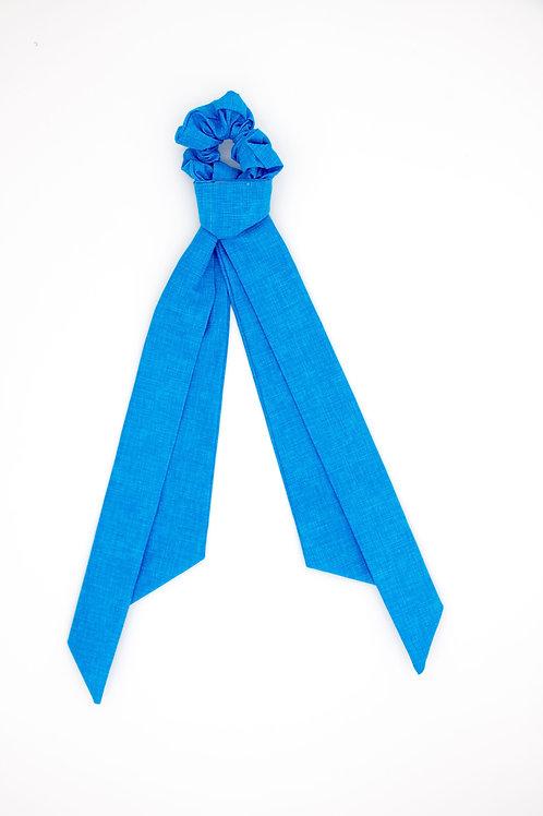 Foulchie bleu de France uni