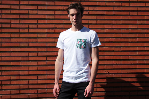 T-shirt poche - Miami