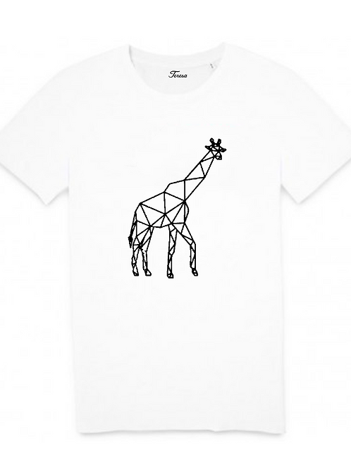 T-shirt - Girafe