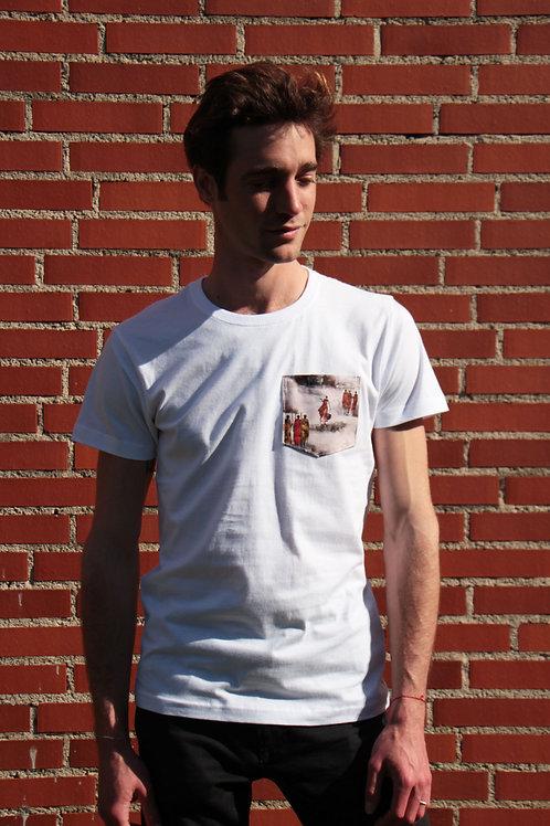 T-shirt poche - Saint Pétersbourg