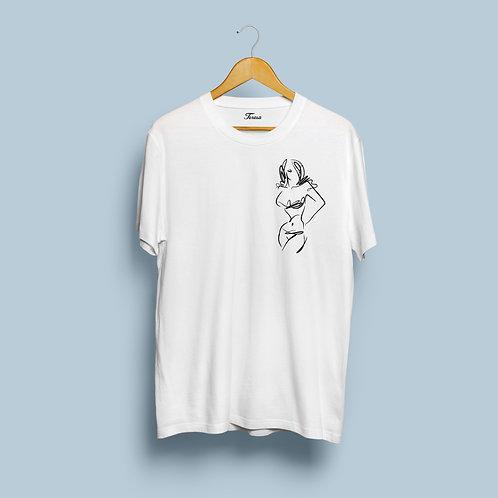 T-shirt - Sarah coeur