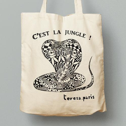 Tote bag - Cobra