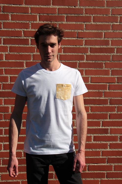 T-shirt poche - Soft Savana