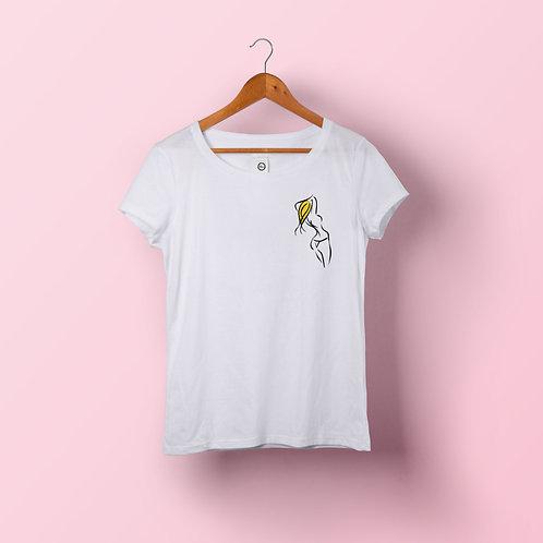 T-shirt femme - Maud coeur