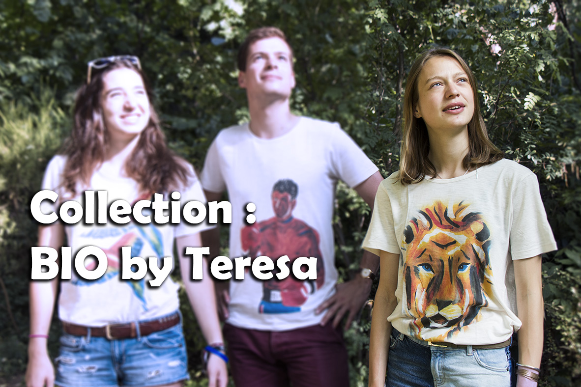Collection Bio by Teresa
