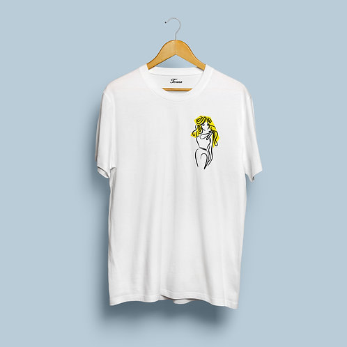 T-shirt - Aliénor coeur