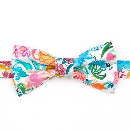 Noeud papillon Liberty fabrics - Mathilda May