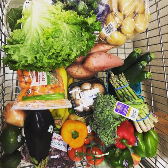 Produce Stock Up!