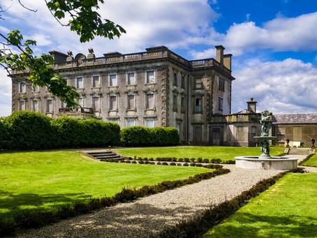Ireland's Spookiest & Most Haunted Mansion is on the Market