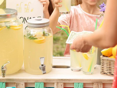 Lemonade Stands Are Actually Illegal in Most of the U.S.