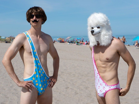 """Brokinis"" are Hoping to Make Waves at the Beach This Summer"