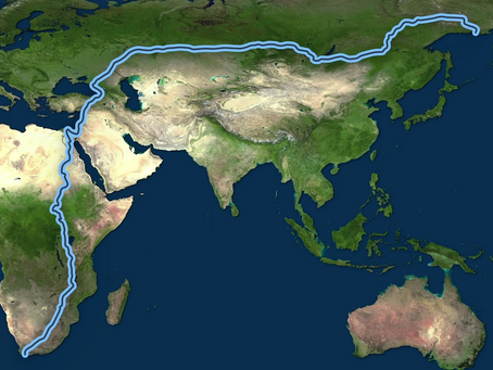 The World's Longest Walk (and Extremely Dangerous, too)