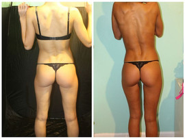 April before and after spray tan.jpg