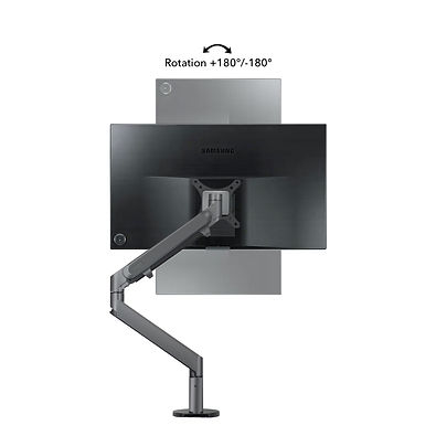 Sway Monitor Arm - Rotate