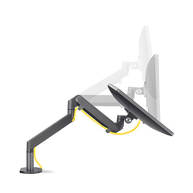 Sway Monitor Arm - Cable Management