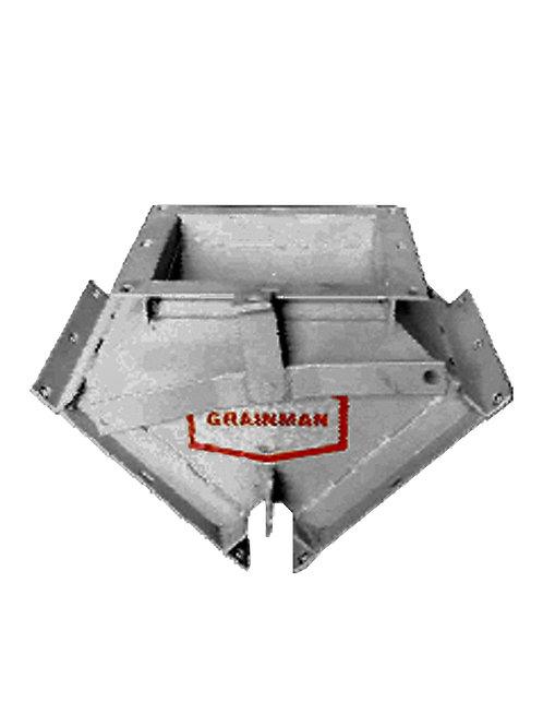 Grainman Manual Flow Valves 2 Ways
