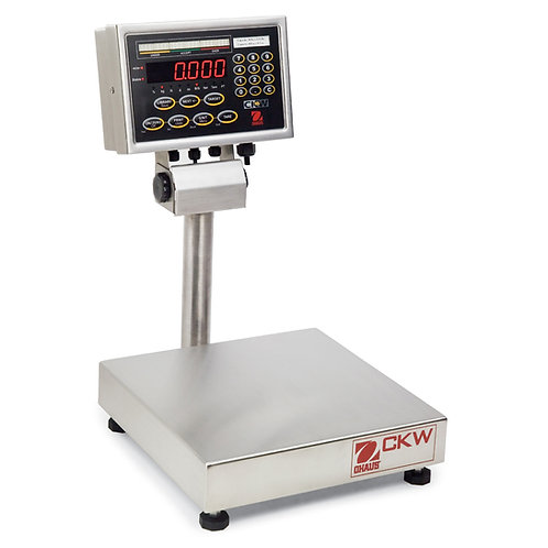 Ohaus CKW Checkweigher Bench Scale