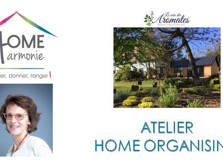 Atelier Home Organising du 1er février 2020