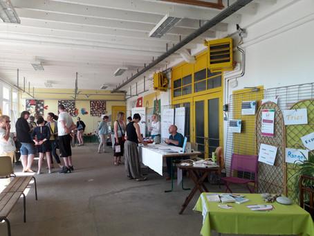 Le 2 et 3 juin 2018, on a parlé Home Organising à Fontaine-la-Mallet