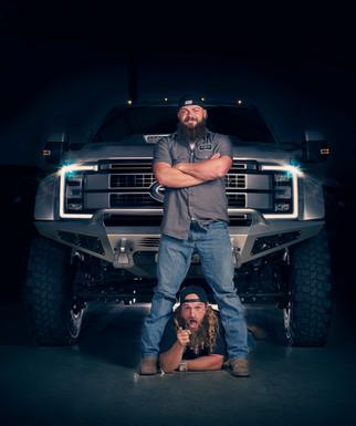 Diesel brothers SEMA