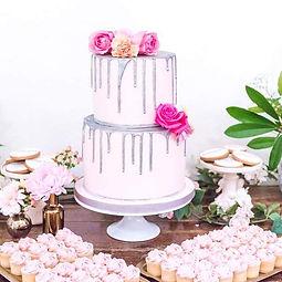 Drip Cake for Martha Brook