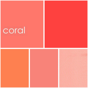 Coral?