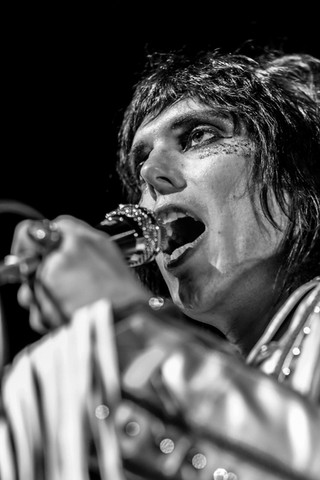 Luke Spiller (The Struts)