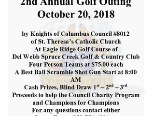 Knights of Columbus 8012 Outing