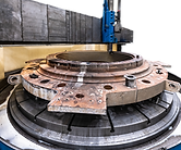 Adjustment ring machining - Optimum Crus
