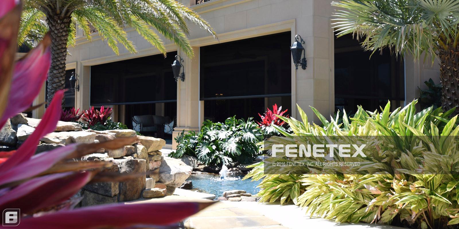 Fenetex hurricane screen