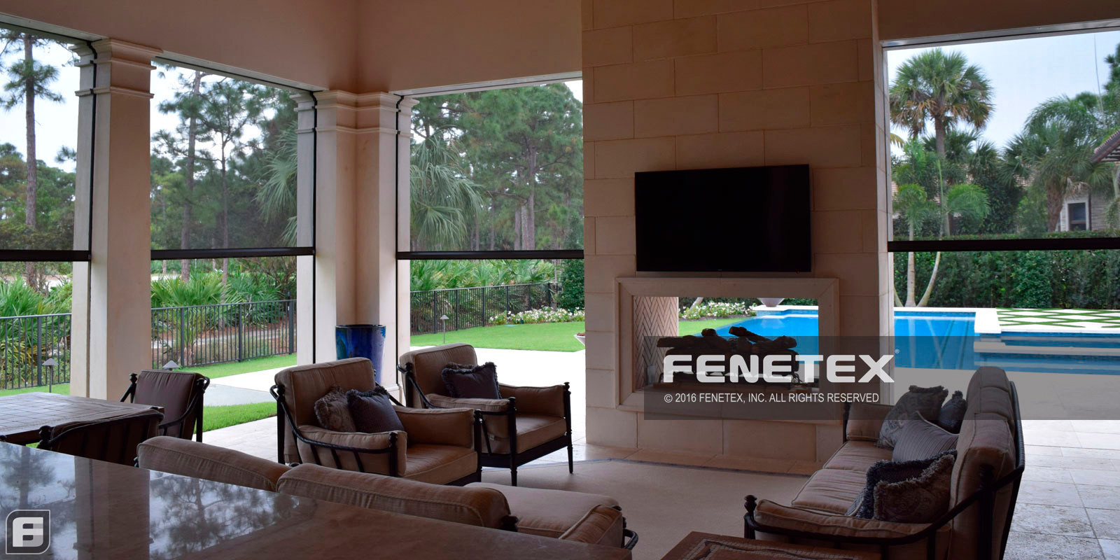 Fenetex insect screen