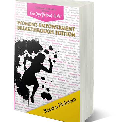 (40 Copies) GF Code Women's Empowerment Breakthrough Edition Book