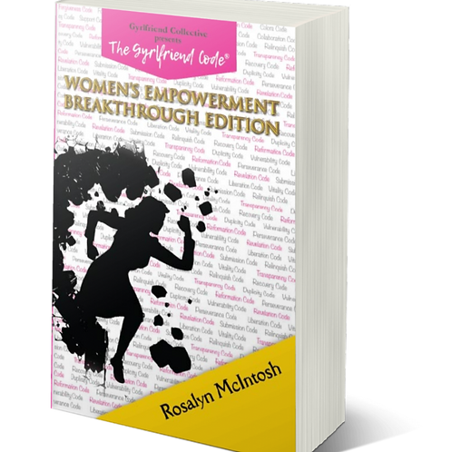 (20 Copies) GF Code Women's Empowerment Breakthrough Edition Book
