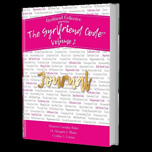 (40 Copies) GF Code Volume 2 Journal