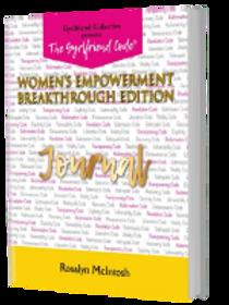 (20 Copies) GF Code Women's Empowerment Breakthrough Edition Journal